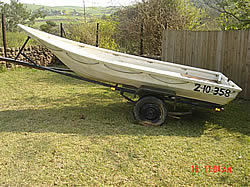 Clive Hockley Boat Give Away